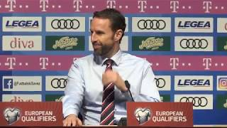 Montenegro 1-5 England - Gareth Southgate Full Post Match Press Conference
