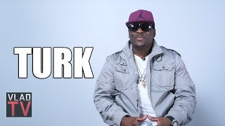 Turk on B.G. Getting High and Catching on Fire During the 'We on Fire' Video (Part 2)