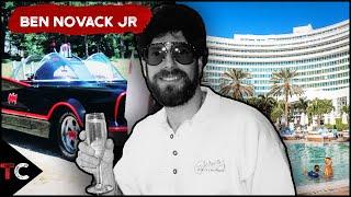 The Betrayal of Ben Novack Jr