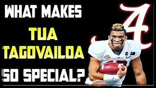 What Makes Tua Tagovailoa So Special ?