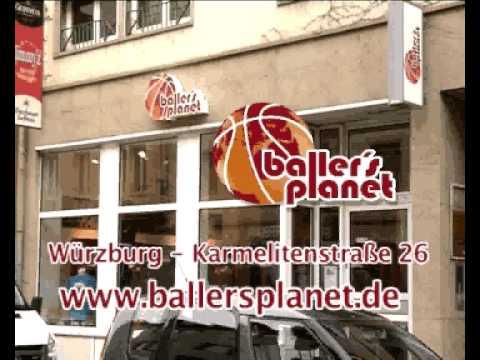 baller's planet - Basketball-Store in Würzburg