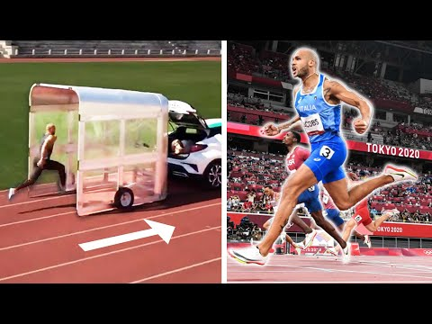 From Racing Cars To Olympic 100m Champion - Lamont Marcell Jacobs 9.80