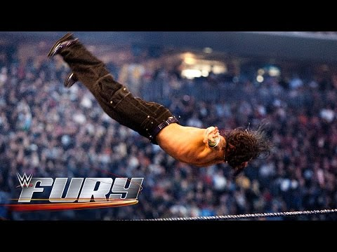 19 Swanton Bombs that will blow you away WWE Fury