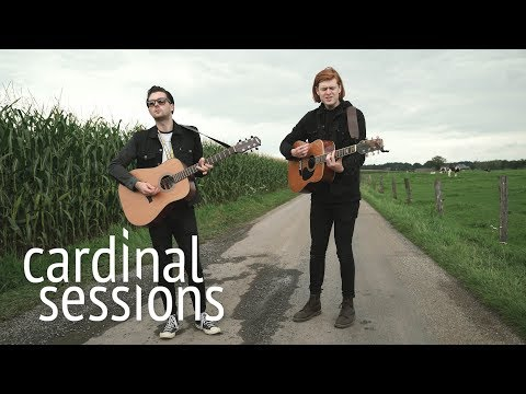 The Amazons - Junk Food Forever - CARDINAL SESSIONS (Haldern Pop Special)