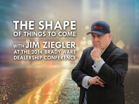 The Shape of Things to Come with Jim Ziegler
