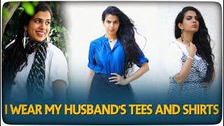 I Wear My Husband's T's/Shirts- Sravana Bhargavi- Exc Vide..