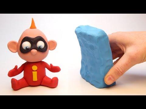 Jack-Jack Parr Incredibles Stop motion