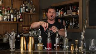Home Bar Basics: Basic Cocktail Syrups