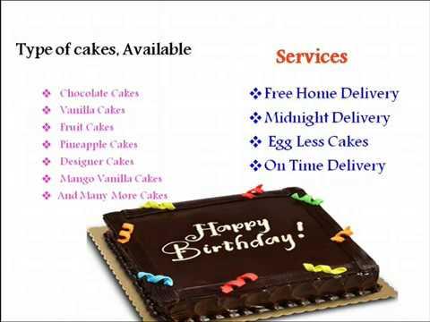 CakenGifts.in Offers Online Cakes in Delhi