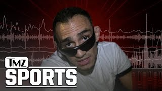 Tony Ferguson's Wife Warned 911 Operator, 'I Don't Want Cops to Get Hurt' | TMZ Sports