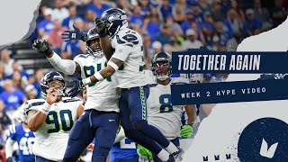 Together Again | 2021 Week 2 Seahawks vs Titans Hype Video
