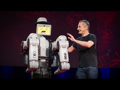 Marco Tempest: Maybe the best robot demo ever