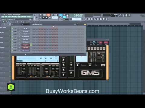 Drake Beat Using ONLY FL Studio 12 Plugins