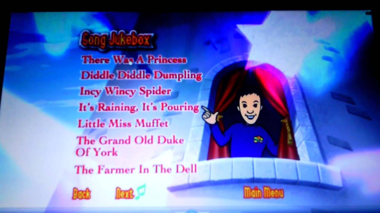 The Wiggles Menu Related Keywords & Suggestions - The