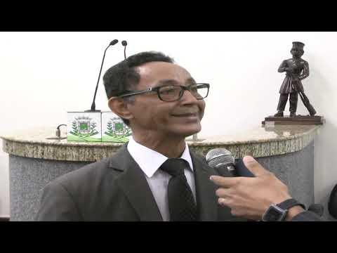 Entrevista com o vereador Edvaldo Lima