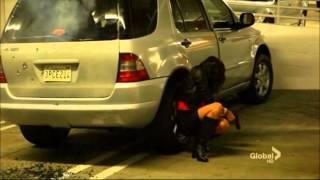 NCIS LA : Shot scene 4x1 / Kensi and Deeks