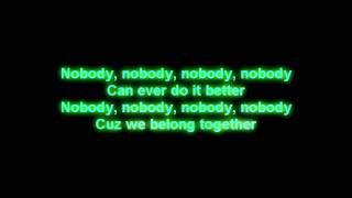 Stevie Hoang - Nobody ( Lyrics )