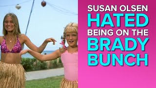 Susan Olsen Says She HATED Being in The Brady Bunch!