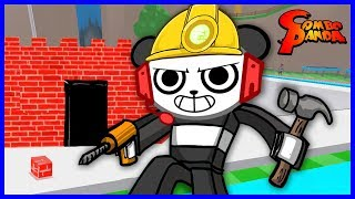 Roblox Build Battle! THEY CHEATED ! Let's Play with Combo Panda
