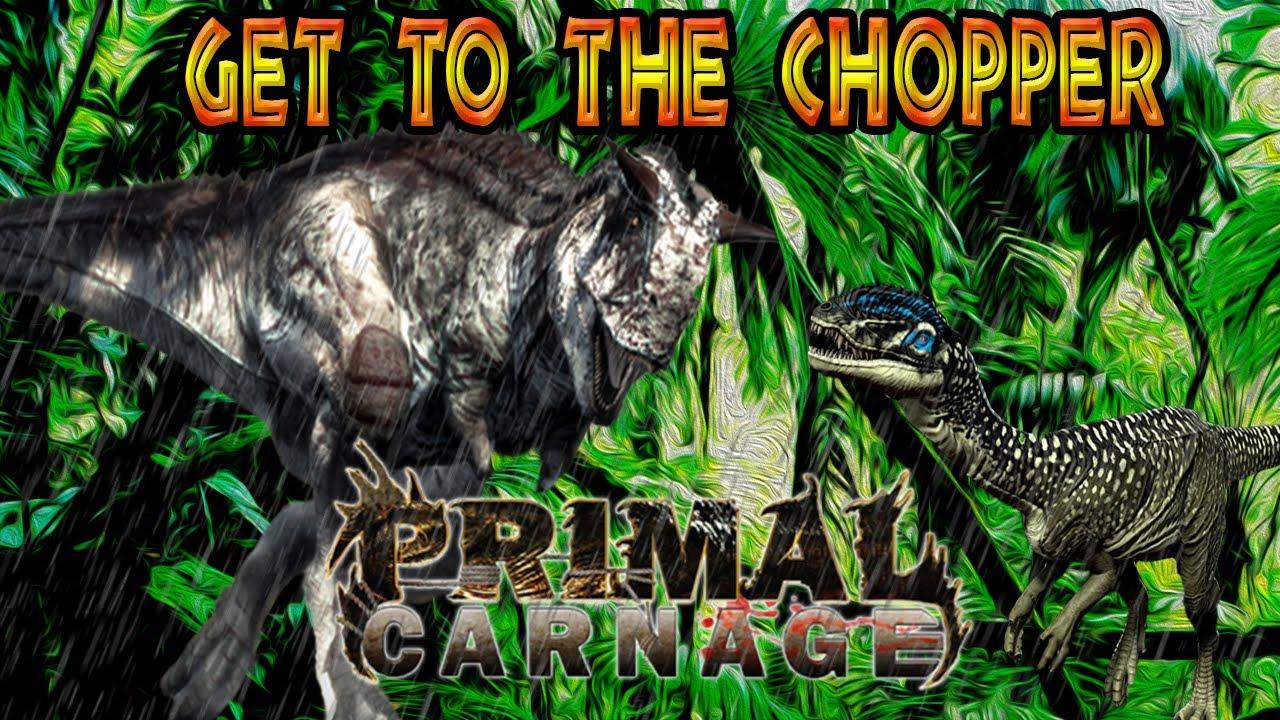 dilophosaurus primal carnage - photo #41