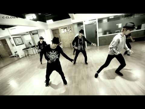 C-CLOWN - Shaking Heart (Dance Practice)