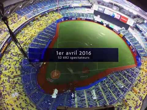 Vidéo : Un mois dans la vie du Stade olympique