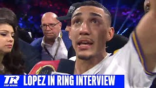 Teofimo Lopez Calls for Loma Fight after Highlight Reel KO Victory
