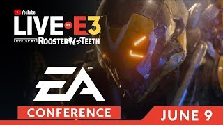 E3 2018: EA Briefing & Presentation