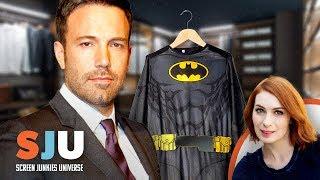 SJU w/ FELICIA DAY - Affleck Explains Why He Left Batman