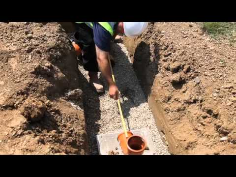 A Useful Guide To Installing The Underground Drainage