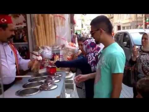 Prodavac sladoleda