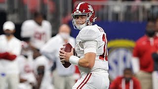 Mac Jones Highlights vs Florida 2020 College Football