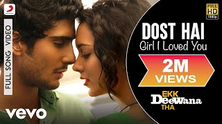 Dost Hai - Ekk Deewana Tha | Prateik Babar | Amy Jackson