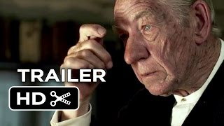 Mr. Holmes Official Teaser Trail HD