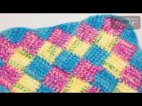 How To Entrelac Crochet Videomovilescom