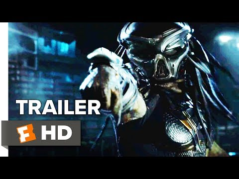The Predator Teaser Trailer #1 (2018)