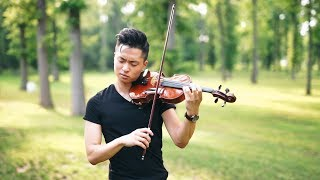 Perfect - Ed Sheeran - Violin cover by Daniel Jang