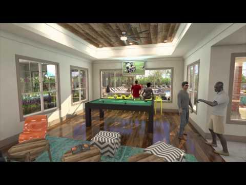 Midtown University Living - Virtual Tour Architectural Animation