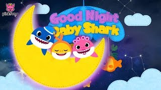 Goodnight Baby Shark | Sing and Dance Nursery Rhymes Song | Songs for Children