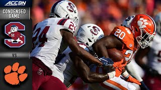 South Carolina State vs. Clemson Condensed Game | 2021 ACC Football