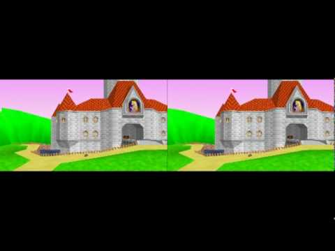 Mario Kart 64 in 3D (yt3d:enable=true)