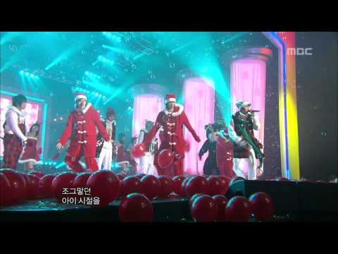 TVXQ - Balloon, 동방신기 - 풍선, Music Core 20061209