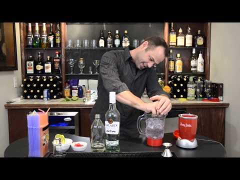 Frozen Daiquiri Cocktail Recipe | Classic Daiquiri Drink