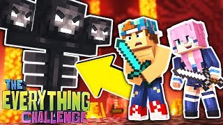 BATTLING TWO WITHERS!! | The Everything Challenge w/LDShadowLady #23