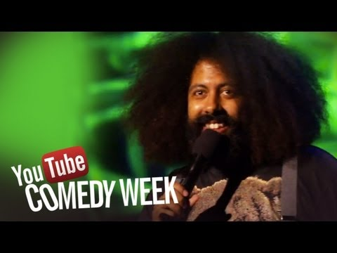 Beardyman and Reggie Watts - The Big Live Comedy Show Highlights