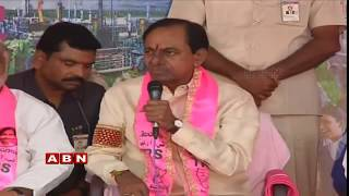 CM KCR Address Press Conference at Telangana Bhavan | KCR Live Updates | CM KCR | ABN Telugu