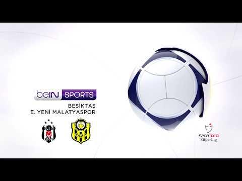 Beşiktaş 3 - 1 Evkur Yeni Malatyaspor #Özet