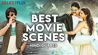 Hindi Dubbed Best Movie Scenes - Compilation | Sirfirein Lootere | Jakkanna