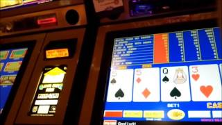 Save your fingers playing video poker