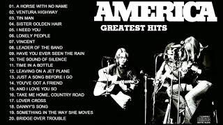 The Best of America Full Album - America Greatest Hits Playlist 2021 - America Best Songs Ever